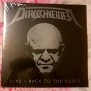 Udo Dirkscheider - Live-Back To The Roots - 2016 3LP S/S