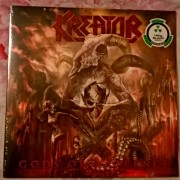 Kreator - Gods Of Violence - 2017 2LP, Europe S/S