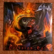 Sodom - Decision Day - 2016 2LP + CD, Germany S/S