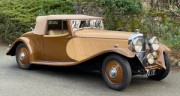 1933 Bentley 3,5L Barker Sporting